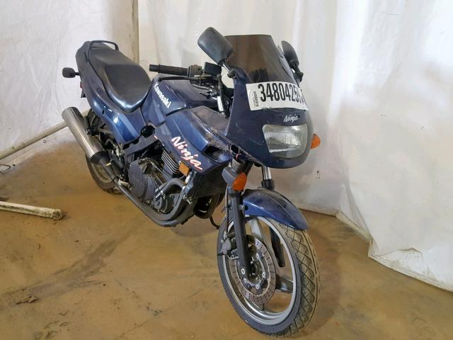 click here to view 2003 KAWASAKI EX500 D at IBIDSAFELY