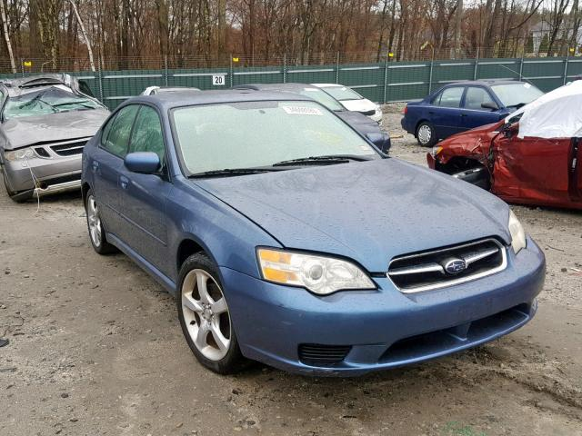 click here to view 2006 SUBARU LEGACY 2.5 at IBIDSAFELY