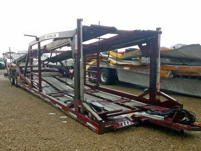 click here to view 2012 COTTRELL CAR HAULER at IBIDSAFELY