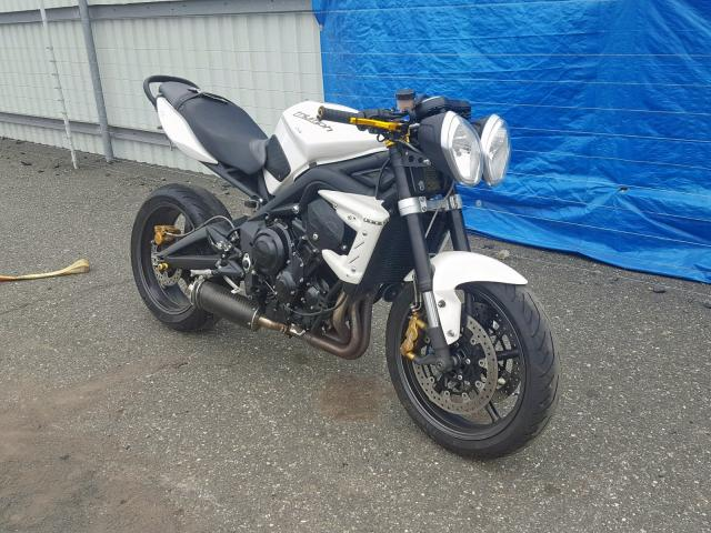 click here to view 2012 TRIUMPH MOTORCYCLE STREET TRI at IBIDSAFELY