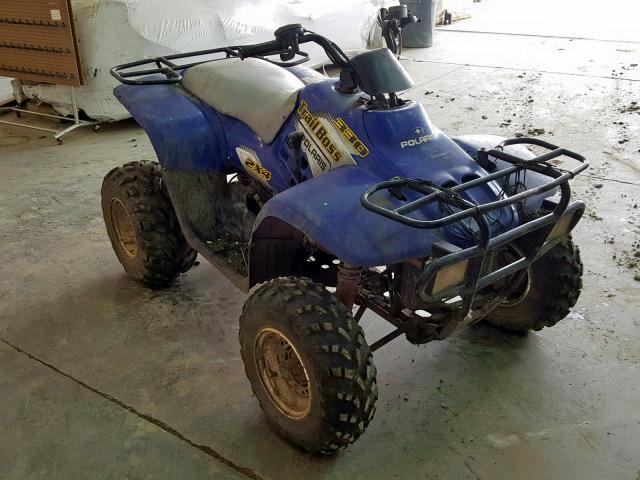 click here to view 2003 POLARIS TRAIL BOSS at IBIDSAFELY