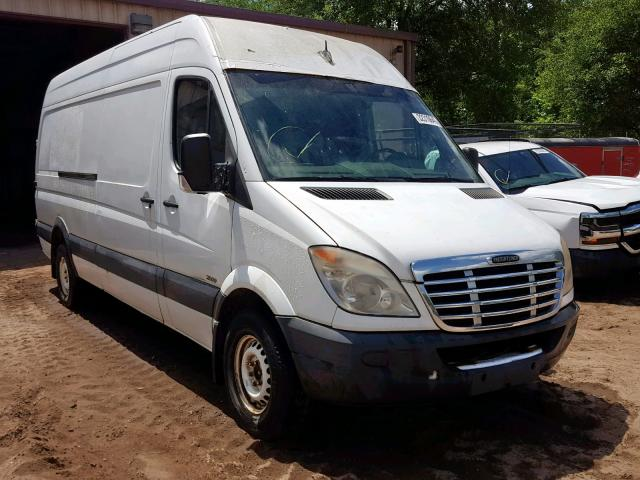 click here to view 2008 FREIGHTLINER SPRINTER 2 at IBIDSAFELY