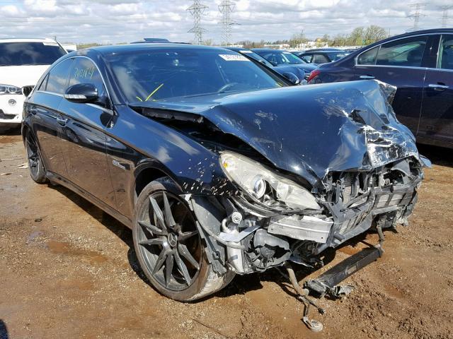 Wdddj77x38a118808 2008 Mercedes Benz Cls 63 Amg In Il