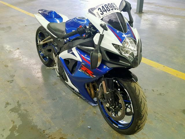 click here to view 2007 SUZUKI GSX-R750 at IBIDSAFELY