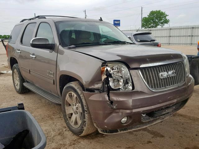 click here to view 2013 GMC YUKON SLT at IBIDSAFELY
