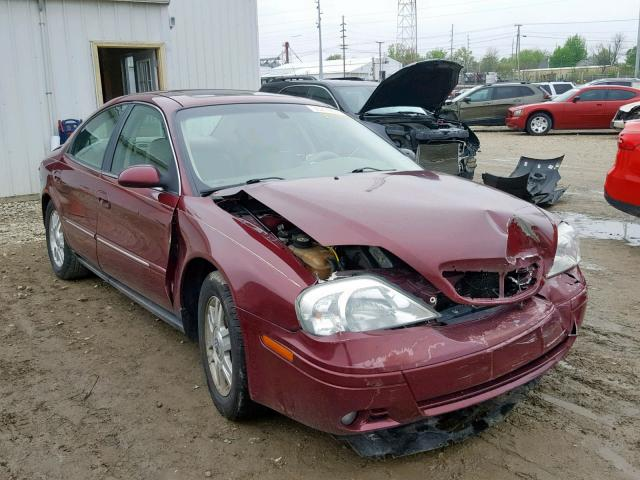 2004 Mercury Sable >> 2004 Mercury Sable Ls P 3 0l 6 For Sale In Hartford City In Lot 35214659