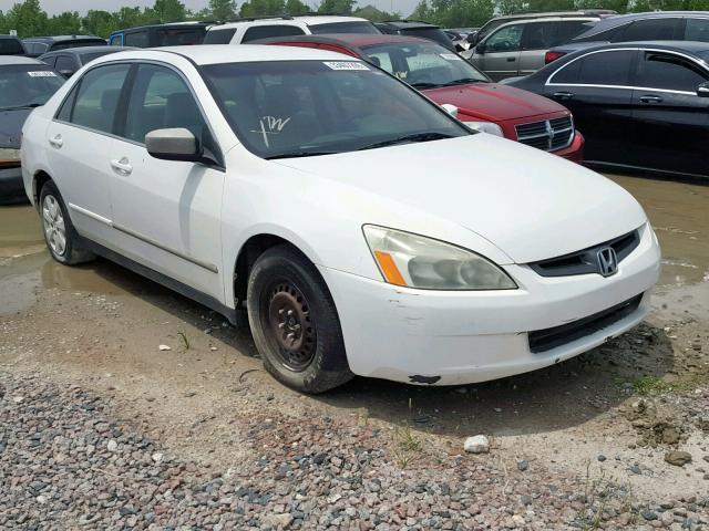 2003 Honda Accord Lx >> 2003 Honda Accord Lx 2 4l 4 For Sale In Houston Tx Lot 33407209