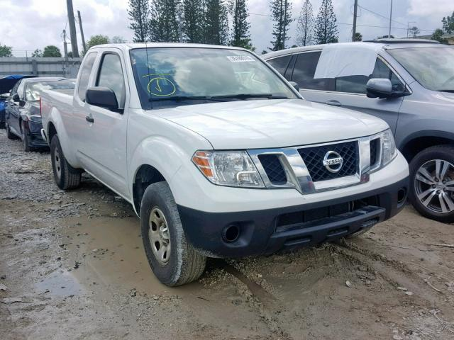2016 Nissan Frontier S Left Front View Lot 35188519