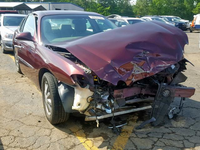 click here to view 2007 BUICK LACROSSE C at IBIDSAFELY