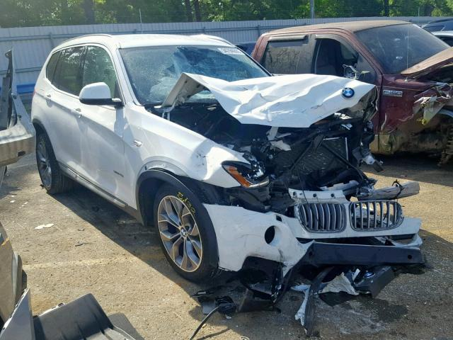 click here to view 2017 BMW X3 SDRIVE2 at IBIDSAFELY