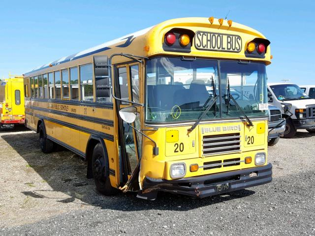 click here to view 2000 BLUE BIRD SCHOOL BUS at IBIDSAFELY
