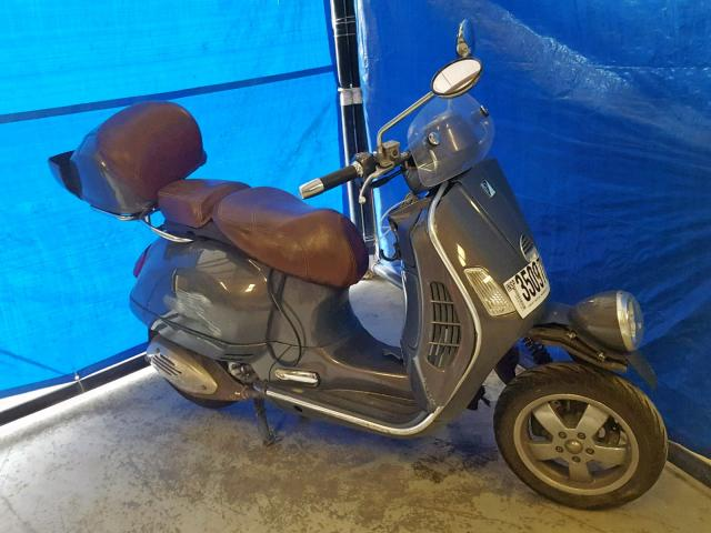 click here to view 2007 VESPA GTS 250 at IBIDSAFELY