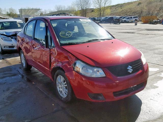 click here to view 2013 SUZUKI SX4 LE at IBIDSAFELY