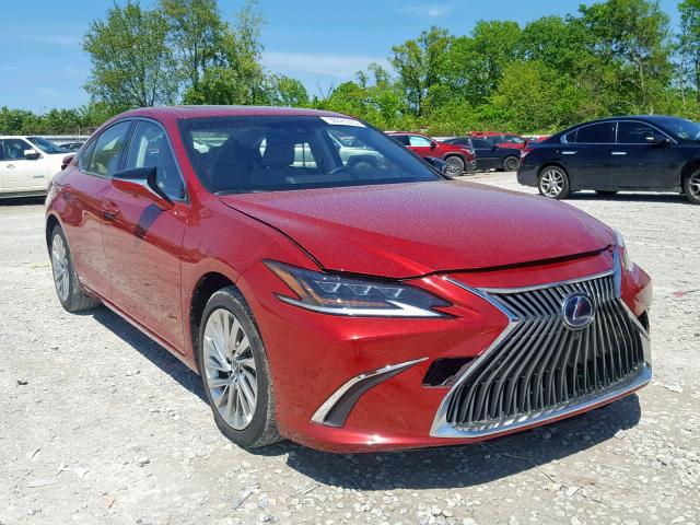 click here to view 2019 LEXUS ES 300H at IBIDSAFELY