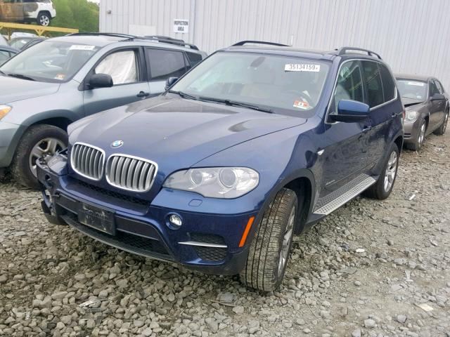 2013 BMW X5 XDRIVE35I Photos | NJ - TRENTON - Salvage Car Auction on