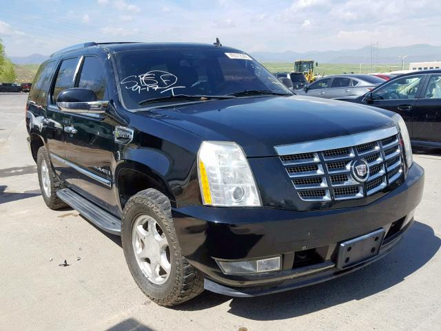 click here to view 2009 CADILLAC ESCALADE H at IBIDSAFELY