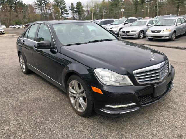 2012 Mercedes Benz C 300 4mat 3 0l 6 For Sale In North Billerica Ma Lot 35403939