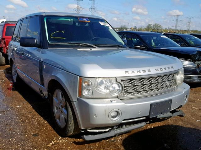 click here to view 2007 LAND ROVER RANGE ROVE at IBIDSAFELY