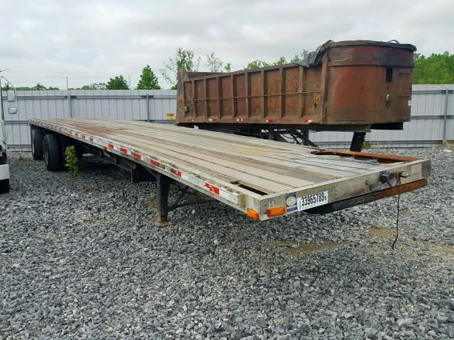 click here to view 2009 TRAIL KING FLAT BED at IBIDSAFELY