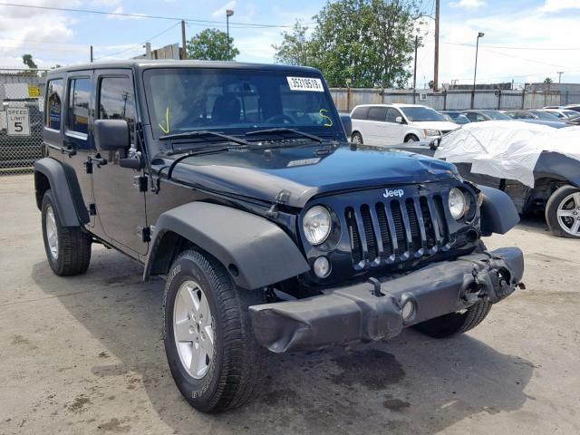 click here to view 2014 JEEP WRANGLER U at IBIDSAFELY