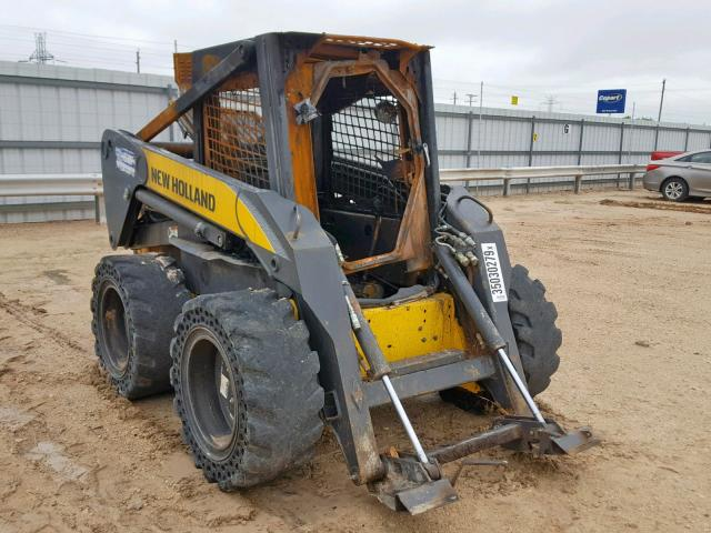 click here to view 2006 NEWH SKIDSTEER at IBIDSAFELY
