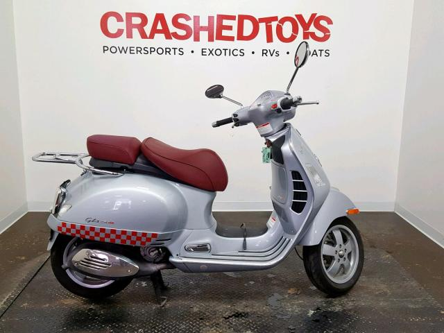 click here to view 2006 VESPA GTS 250 at IBIDSAFELY