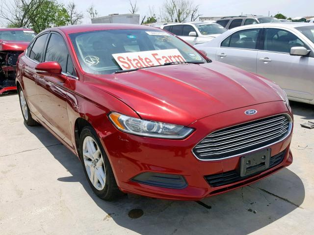 2014 FORD FUSION SE - Other View