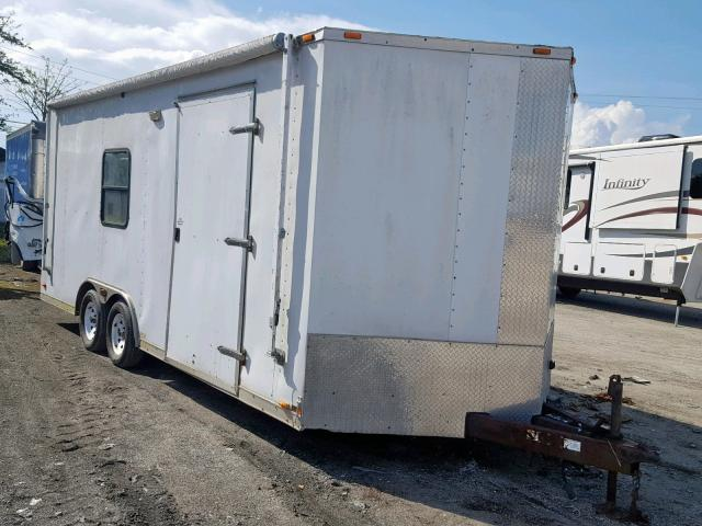 Diamond salvage cars for sale: 2007 Diamond Trailer