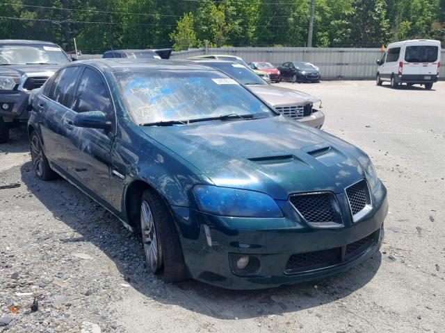 click here to view 2009 PONTIAC G8 at IBIDSAFELY