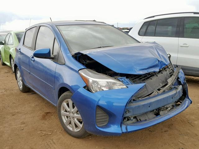 click here to view 2016 TOYOTA YARIS L at IBIDSAFELY