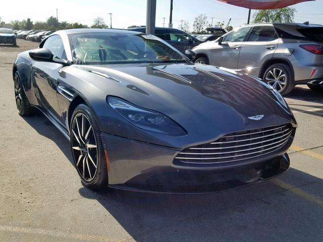 click here to view 2018 ASTON MARTIN DB11 at IBIDSAFELY