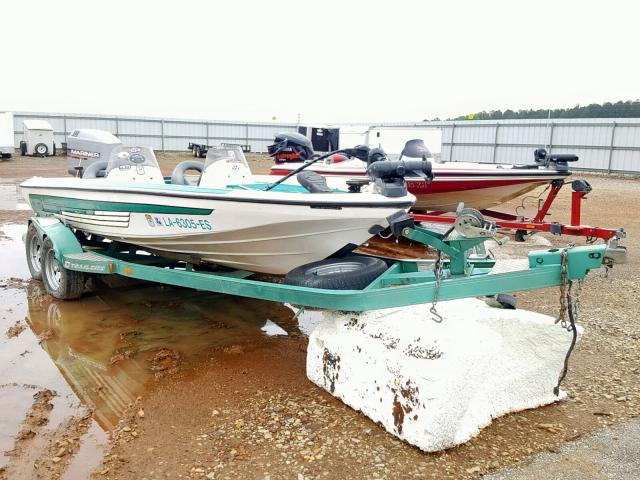 PRO salvage cars for sale: 1996 PRO Marine Trailer