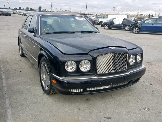click here to view 2007 BENTLEY ARNAGE R at IBIDSAFELY