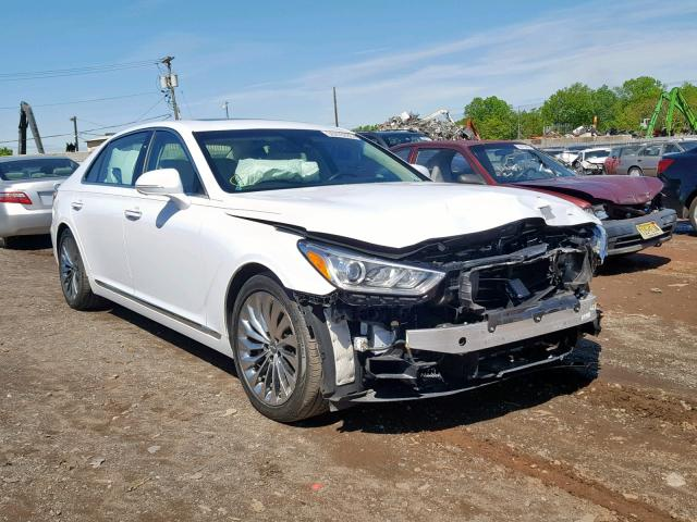click here to view 2018 GENESIS G90 ULTIMA at IBIDSAFELY