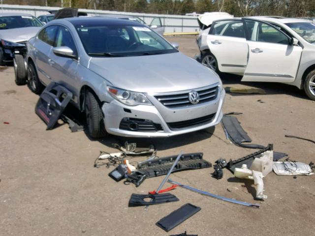 click here to view 2011 VOLKSWAGEN CC VR6 4MO at IBIDSAFELY