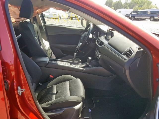 Купить Mazda 6 2016 г. из США с доставкой и растаможкой под ключ.