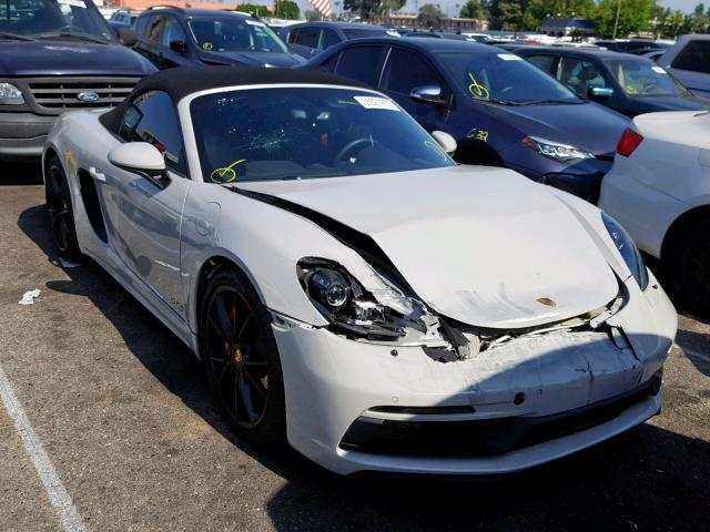 click here to view 2018 PORSCHE BOXSTER S at IBIDSAFELY