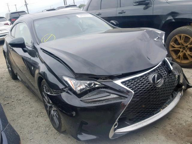 click here to view 2015 LEXUS RC 350 at IBIDSAFELY