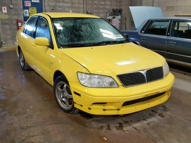 click here to view 2002 MITSUBISHI LANCER OZ at IBIDSAFELY