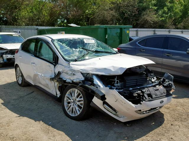 2016 FORD FOCUS TITANIUM Photos | FL - TAMPA SOUTH - Salvage Car