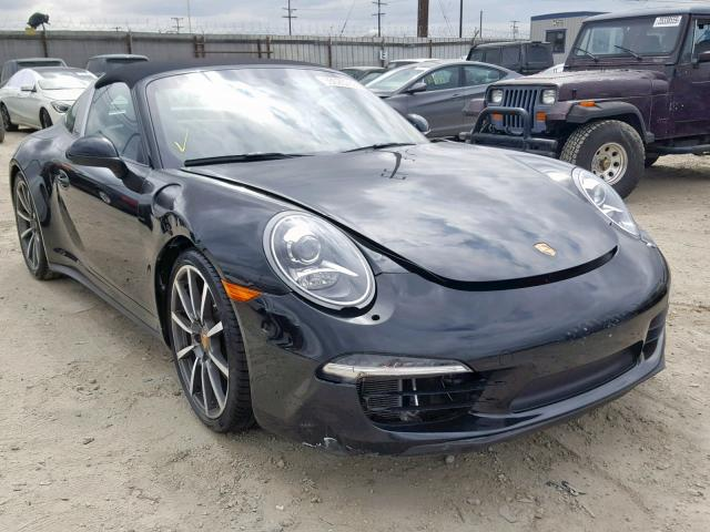 2016 Porsche 911 Targa for sale in Los Angeles, CA