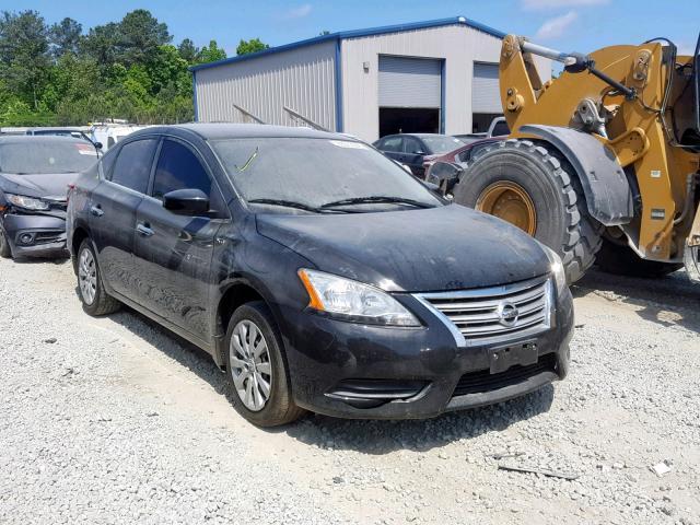 2015 NISSAN SENTRA S Photos | GA - ATLANTA SOUTH - Salvage Car