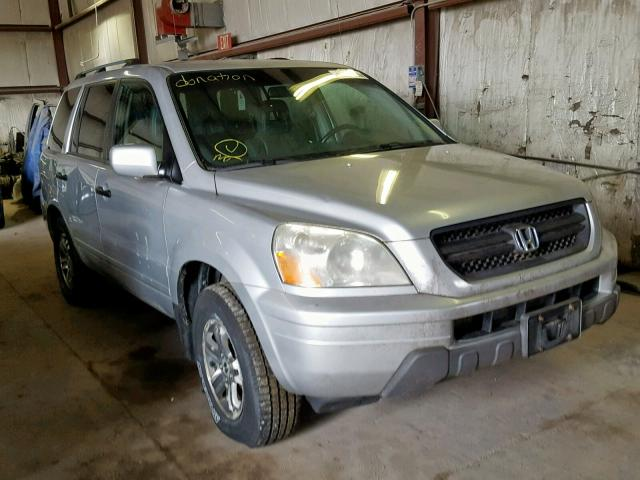 click here to view 2004 HONDA PILOT EXL at IBIDSAFELY