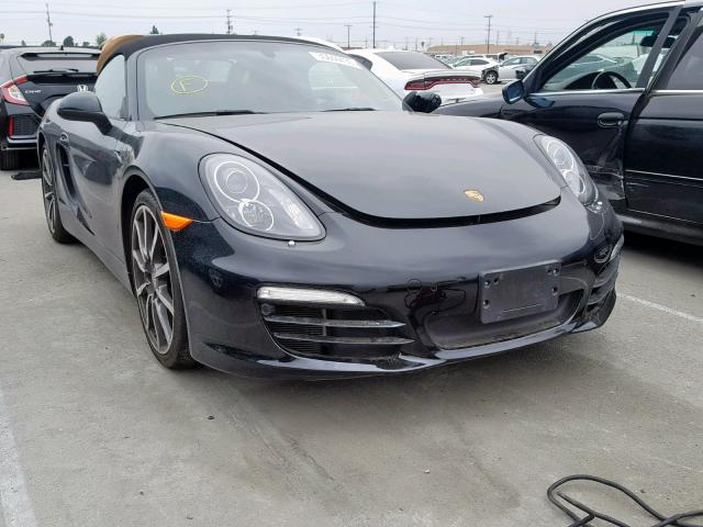 click here to view 2016 PORSCHE BOXSTER at IBIDSAFELY
