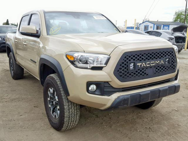 click here to view 2018 TOYOTA TACOMA DOU at IBIDSAFELY
