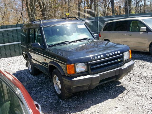 click here to view 2001 LAND ROVER DISCOVERY at IBIDSAFELY