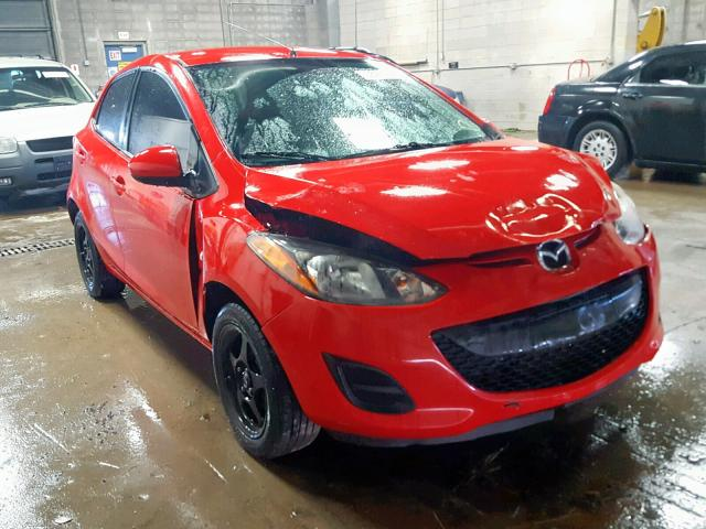 click here to view 2013 MAZDA MAZDA2 at IBIDSAFELY