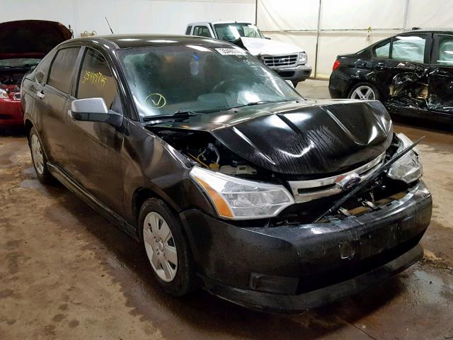 Salvage 2010 FORD FOCUS SE - Small image. Lot 35499749
