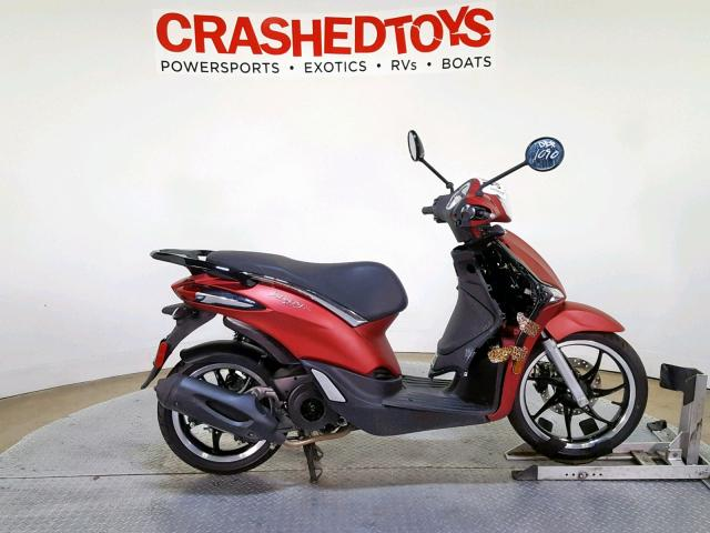 click here to view 2019 VESPA SCOOTER at IBIDSAFELY