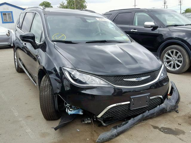 Chrysler Pacifica T salvage cars for sale: 2019 Chrysler Pacifica T